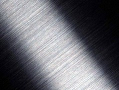 黑钛斜拉丝不锈钢板