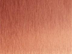 拉丝镀红古铜不锈钢板